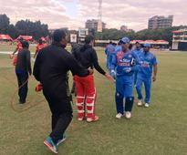 3rd T20I: India beat Zimbabwe by 3 runs in last over thriller, clinch series 2-1