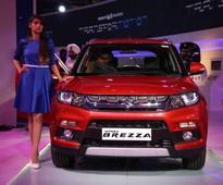 Maruti Vitara Brezza Booking Amount is INR 21,000: Launch Details Inside
