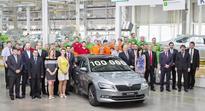 Skoda Auto rolls out 100,000th third-gen Superb