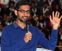 Android to have Indian dessert name? Pichai says he will ask mom