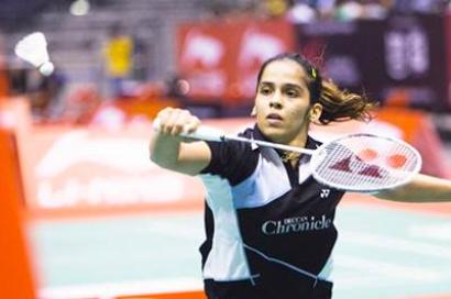 Saina seeded No. 5 at Rio Olympics; Sindhu 9