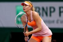 Sharapova shines in first round match at Australian Open