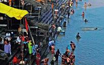 Ayodhya saints upset over cold shoulder to Saryu river in UP govt's development schemes