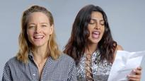 Priyanka Chopra and Jodie Foster nail the 'Foster-Chopra' version of Britney Spears' 'Toxic'