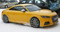 Audi Spied Testing New TT RS With Manual Gearbox