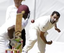 India vs West Indies: Mohammed Shami's return to full ...