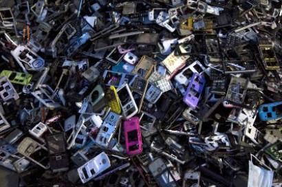 India fifth largest producer of e-waste in world: study