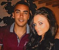 Danny Simpson is let off community service for attacking his ex-girlfriend