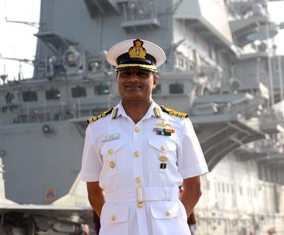'The Navy transforms you as a person'