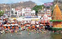 Government to sell Ganga jal from Haridwar, Rishikesh online