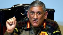 Army Chief Rawat's statement | Don't indulge in politicking at cost of security forces' morale: Centre hits out at Congress