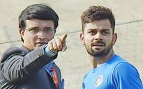 Virat Kohli terrific, he can go on to become a great: Sourav Ganguly to India Today