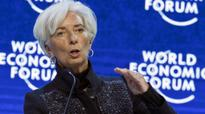 IMF chief says Pakistan out of economic crisis