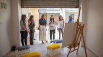 Queen checks on preparations for Amman Design Week