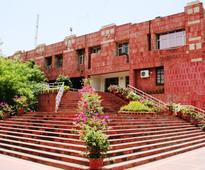 JNU row escalates: Students' union president arrested hours after Rajnath's 'anti