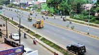 Thiruvananthapuram: Road remains rocky for National Highway