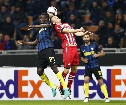 Europa League PIX: Pogba nets twice as Man United trounce Fenerbahce