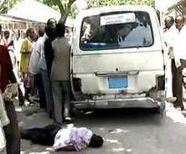At Least Three people Killed After being hit by Speeding Minibus outside Mogadishu