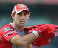 IPL 9: Maxwell rebuked for showing dissent during match between Kings XI and Daredevils