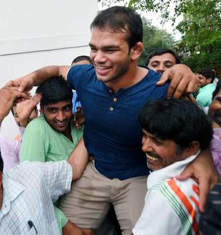 Will WADA give all clear to Narsingh for Rio Olympics?