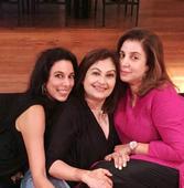Inside pics of Farah Khan's house party for Jo Jeeta Wohi Sikandar team