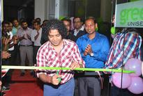 Green Trends salon launches its 300th outlet in Uthandi Chennai. Tamilnadu.