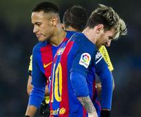 Messi needs Neymar to become a leader at Barc...
