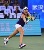 Kvitova forgets rankings, dimisses Kerber at Wuhan