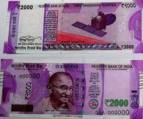 Madras HC rejects plea challenging Devanagari script on Rs 2,000