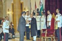 The Honorable President of India, Shri. Pranab Mukherjee