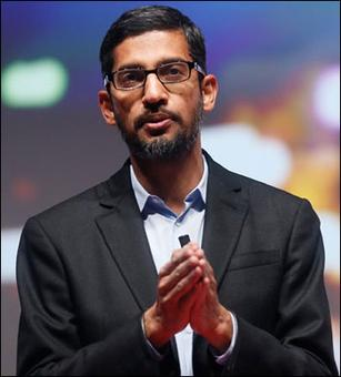 Tim Cook has to face Sundar Pichai's googly to win India