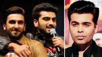 Karan Johar blames himself for Ranveer Singh-Arjun Kapoor's legal woes over AIB roast