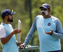 Wanderers wicket similar to Cape Town with more grass: Kohli