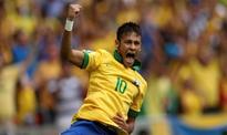 Neymar, Costa star in Brazil lineup