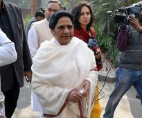 Mayawati dubs PM Modi a 'Negative Dalit Man'