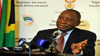SA Deputy President Ramaphosa heads for South Sudan