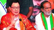 BJP to keep off TRS, grow in Telangana