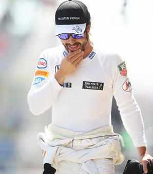 Alonso is one step away from 'Triple Crown of Motorsport'