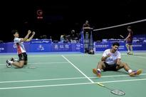 Fired-up Indonesia enter first Thomas Cup final in six years