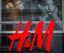 H&M's October sales rose roughly as expected