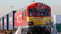 World's second-largest rail route: First direct London-China train completes 12,000 km run