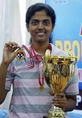 Chess Grandmaster Harika Bounces Back, Wins in Round 4 at Isle of Man