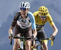 Tour de France 2017: Marseille time trial last chance for Romain Bardet, Rigoberto Uran to outperform Chris Froome