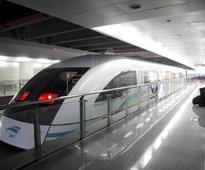 China to inaugurate first home-grown maglev train this year
