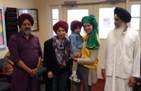Sikhs celebrate Vaisakhi with POC