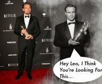 Controversy Surrounds Leo DiCaprio and Brando's Oscar