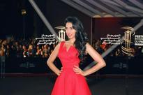 Indian Beauty Fagun Thakrar looks stunning at Marrakech Film Fest...