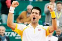 Djokovic eases into Monte Carlo semis