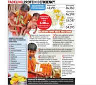 'Eggs not needed in mid-day meals'