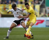 Villarreal move to fourth